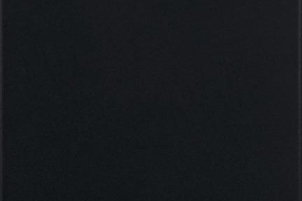 """אריחי פורצלן דק מסדרת PURE COLOR בעובי 3.5 מ""""מ 2680-9. R10 קרמיקה שחורה  גודל: 20*20"""