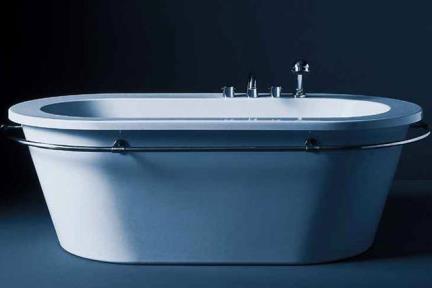 אמבטיה פרי סטנדינג BT1803. אמבטיה אקרילית  מידה 180X90  PHILIP STARK