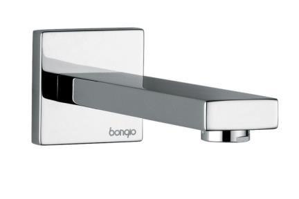 """ברז Bongio מסדרת Grip 992. פיה באורך 16 או 22 ס""""מ"""