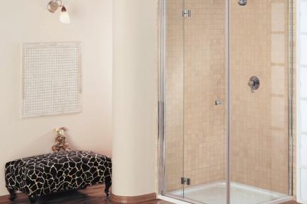 מקלחון פינה מרובע 418