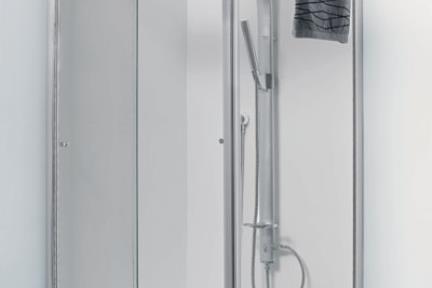 מקלחון פינה מרובע 424