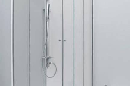 מקלחון פינה מרובע 425