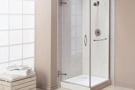 מקלחון פינה מרובע 428