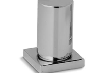 ברז Bongio מסדרת Aqua 40500. אינטרפוץ 3 דרך  מורכב מ 2 ידיות כאלו  סידרה AQUA  תוצרת BONGIO-ITALY