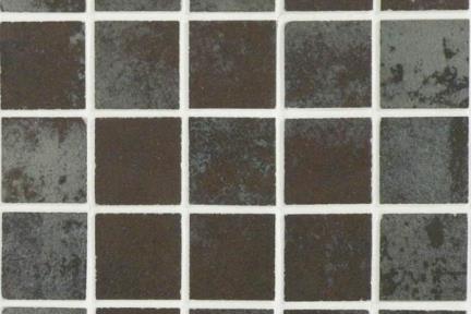 אריחים  מטאלי לחיפוי קיר 3842. פסיפס מטאלי  על רשת 30X30