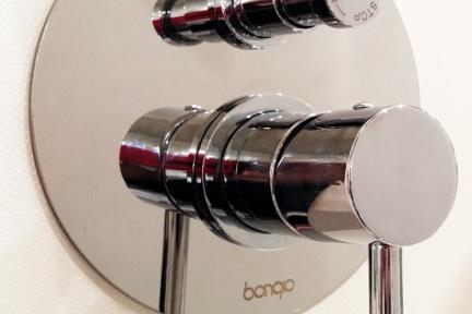 אינטרפוץ 4 דרך T MIX ברז T Bongio סדרת T Mix 32529. MARIO BONGIO - ITALIA  סידרה  T MIX  דגם: 32529