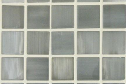 אריחי פסיפס לחיפוי קיר מזכוכית GL1905.  על רשת 30X30