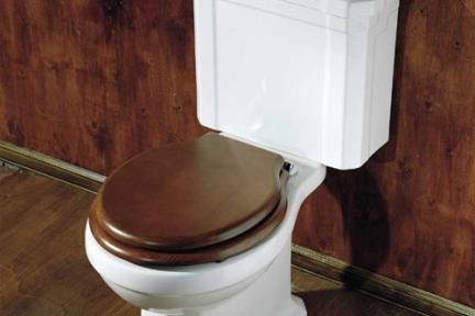 כלים סניטריים בסגנון ענתיקה FR601. מונובלוק ענתיקה  בא עם מושבים:  דגם FR601S בצבע אגוז  דגם FR601W בצבע לבן