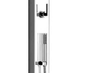 אביזרים לאמבטיה מוטות קומפלט למקלחת של Bongio 46131. מוט MYAMYX   BONGIO-ITALY> לפי הזמנה מיוחדת