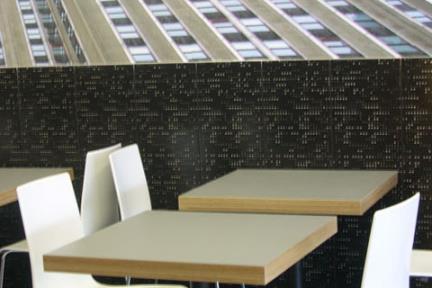 JOE ראם. 30X60 שחור עם נקודות כסף  עיצוב: ניר פורטל