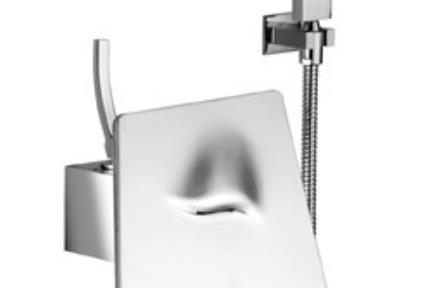 ברז Bongio מסדרת Riva 57260D. סוללה למילוי אמבט  סדרה RIVA ART  תוצרת: BONGIO-ITALY  לפי הזמנה