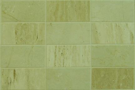אריחי פסיפס לחיפוי קיר מאבן 3656. פסיפס אבן מלוטש  תוצרת ספרד  על רשת 30X30