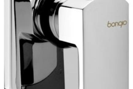 ברז Bongio מסדרת Pinco 50524. אינטרפוץ 3 דרך  סידרה : PINCO  תוצרת: BONGIO-ITALY
