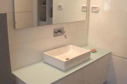 חדר אמבטיה. עיצוב-אורן אדריכלים