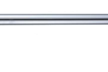 """אביזרי אמבטיה מסוג זרוע טוש AR42. זרוע עגולה מתכוננת  40 ס""""מ"""