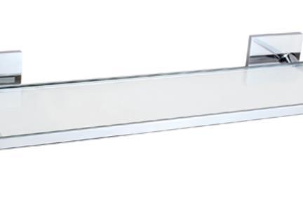 """אביזרים לאמבטיה מסדרת 48 48037. מדף 60 ס""""מ"""