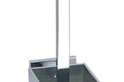 אביזרים לאמבטיה מסדרת 23 23039. מתקן למברשת אסלה  מהקיר.