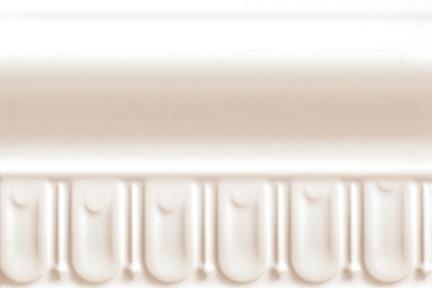 אריחי וינטג' לחיפוי קיר עם אלמנטים 1010. קרניז לבן  מידה: 11X15  פס ענתיקה  יכול לשמש חזית משטח  בתוספת פס זוית מס 1017