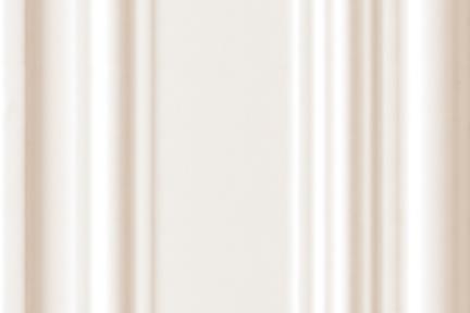 אריחי וינטג' לחיפוי קיר עם אלמנטים 1013. יחידת אמצע לבנה לעמוד  15.2*15.2