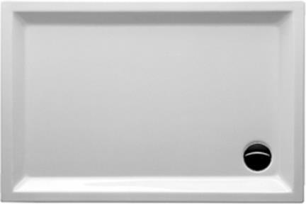 אגנית למקלחת STD80120. אגנית אקרילית 80*120