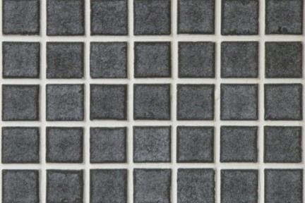 אריחי פסיפס לחיפוי קיר מקרמיקה 3009. פסיפס אפור כהה 1.2.  גודל: 30*30.