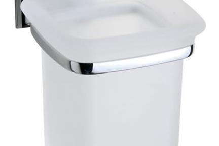 אביזרים לאמבטיה מסדרת 68 68031. מתקן מברשת שיניים מהקיר.