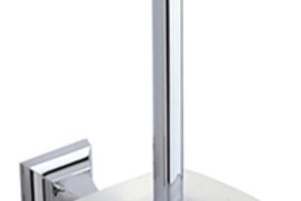 אביזרים לאמבטיה מסדרת 68 68039. מתקן למברשת אסלה מהקיר.