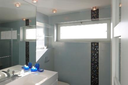 חדר שירותים. עיצוב רלו