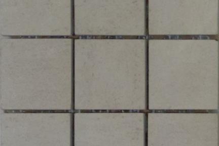 אריחי פסיפס לחיפוי קיר מקרמיקה 3430. פסיפס 5*5 פורצלן טרוונטין.  גודל: 30*30