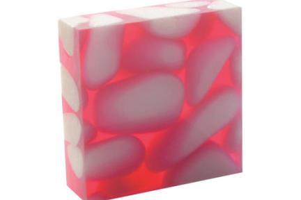 רזינה צבע: 05. אפשר ליצור אפקטים עם תאורה  מידות: 10X10  10X60  מיועד לדקורצית קיר