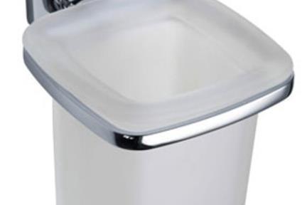 אביזרים לאמבטיה מסדרת 58 58031. כוס מהקיר