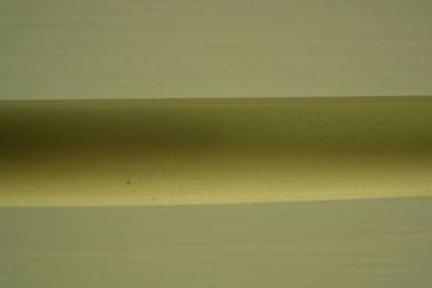 """פרופיל  להפרדה: AL03. מידה: 1X250 ס""""מ  פרופיל אלומיניום  להפרדה דקורטיבית  בין אריחי קיר  גימור: זהב מט"""