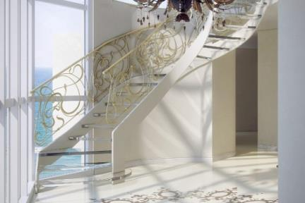 הדמיית חדר מדרגות-1.א