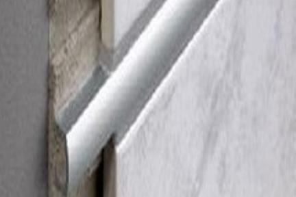 AL252. פרופיל הפרדה סטן לקיר  גודל : 250*2.5