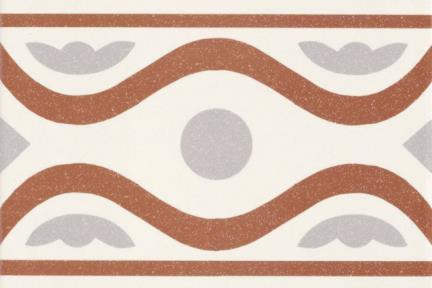 אריחי ענתיקה- סדרה Malaga. דגם C851