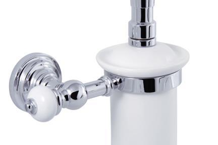 אביזרים לאמבטיה מסדרת חרס 8414C
