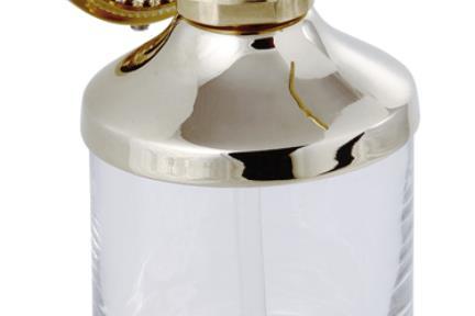 אביזרים לאמבטיה מסדרת Swarovski 7814G