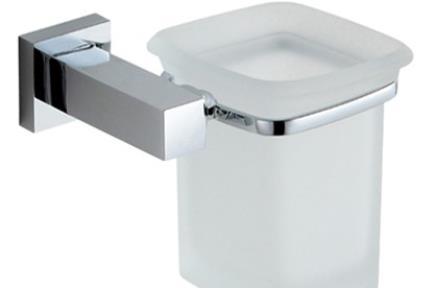 אביזרים לאמבטיה מסדרת 24 24031. מחזיק מברשת שיניים מהקיר
