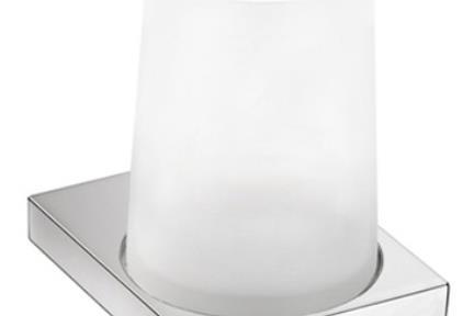 אביזרים לאמבטיה מסדרת 29 29031. מתקן כוס מברשת שיניים