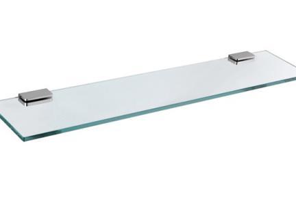 אביזרים לאמבטיה מסדרת 29 29037. מדף זכוכית 60