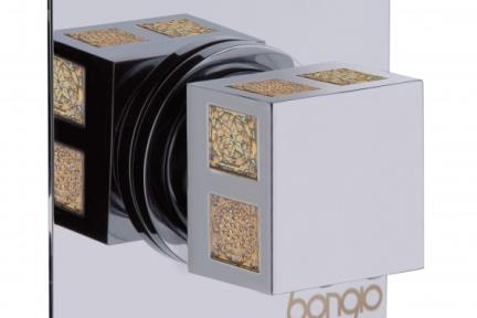 ברז מעוצב Bongio - Pure glam סדרה 3D 3D524