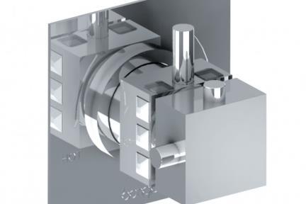 ברז מעוצב Bongio - Pure glam סדרה 3L  3L544