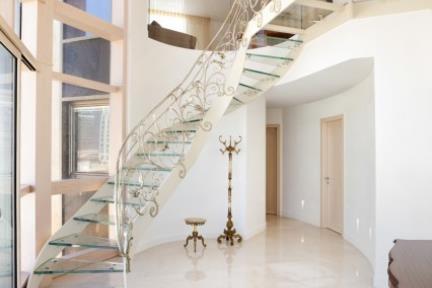 פנטהאוס מול הים. עיצוב ותכנון:  Tanya Paissin interior design  פלאפון:054-6563636  צילום: אורי אקרמן.