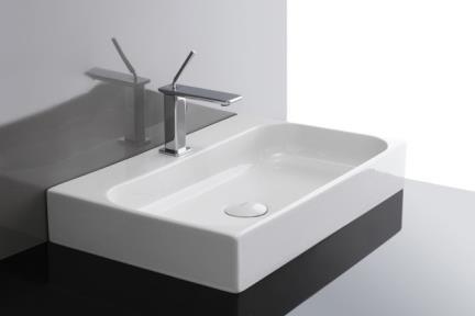 כיור מונח לחדר אמבטיה B601