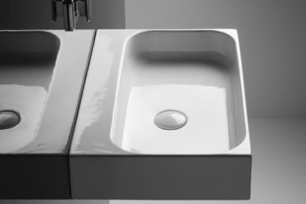 כיור קיר תלוי לאמבטיה B601