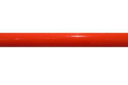 """פרופיל  לגימור 20 ס""""מ 2030-08. פס דק אדום גודל:  20*1.5"""