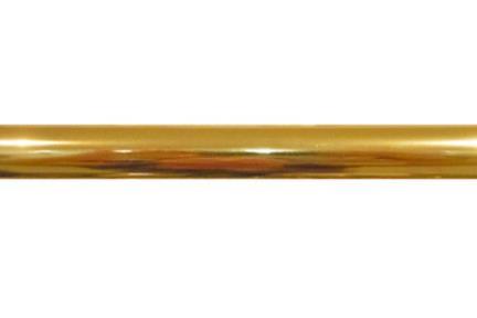 """פרופיל  לגימור 20 ס""""מ 2030-99. פס דק זהב   גודל:  20*1.5"""