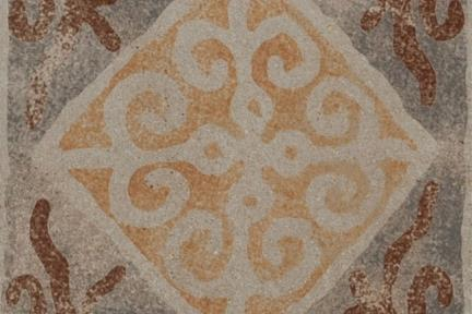 אריחי ריצוף וינטג' סדרת Old Stone c911. גודל: 20*20