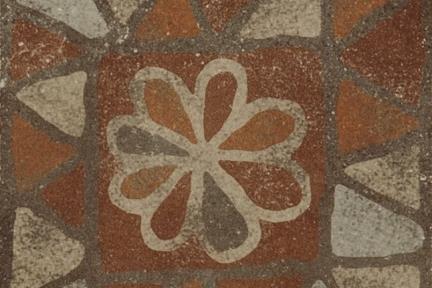 אריחי ריצוף וינטג' סדרת Old Stone c912. גודל: 20*20