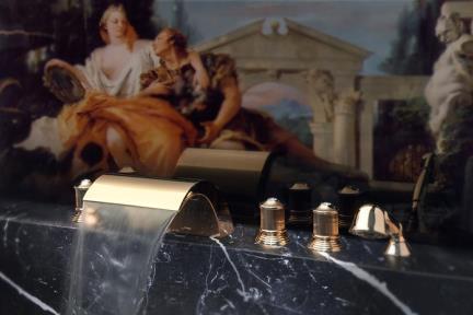 ברז Bongio  פיות ענתיקה 15892. פיית מילוי מהמשטח   קלסיקה ענתיקה   תוצרת איטליה